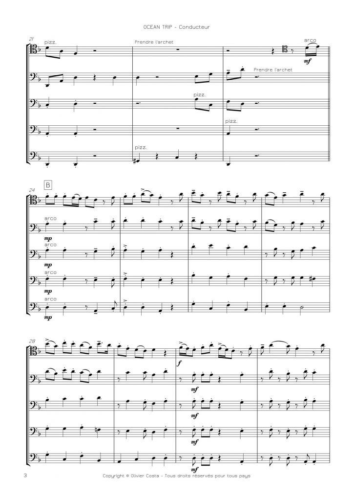 Quintette de violoncelles